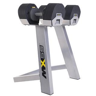 MX Select Наборные гантели MX Select MX-55 со стойкой (2х25 кг)