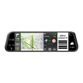 Зеркало TrendVision aMirror 10 Android (+ Разветвитель в подарок!)