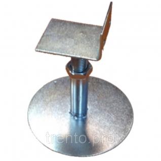 Негорючие металлические регулируемые опоры Hilst Gardeck