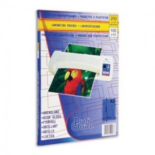 Пленка для ламинирования ProfiOffice А3, 100мкм 100шт/уп.