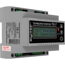 Терморегулятор DigiTOP ТК-7 (крепление на DIN-рейку)