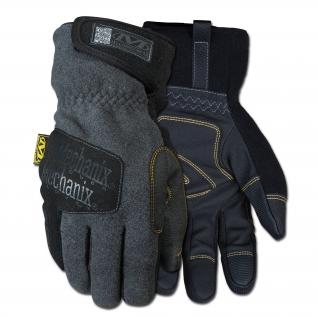 Mechanix Wear Перчатки Mechanix Wind Resistant, цвет черный