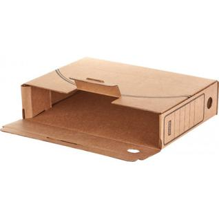 Короб архивный с вырубным замком Attache Economy 75мм, 5 шт.уп.