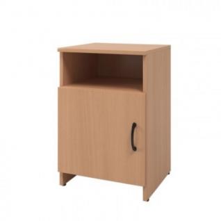 Мебель для общежитийMon_Для Общежитий тумба с нишей ТП01.10 бук