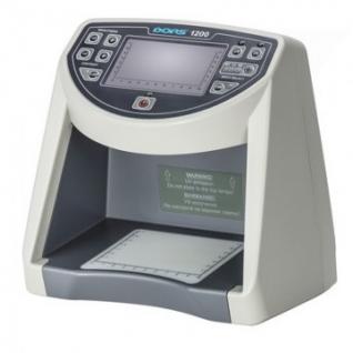 Детектор банкнот (валют) Dors 1200 М1 инфракрасный