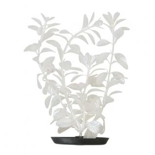 Hagen Растение пластиковое перламутровое Людвигия белая 20см