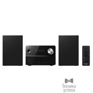 Pioneer Pioneer X-EM26-B черный 10Вт/CD/CDRW/FM/USB/BT