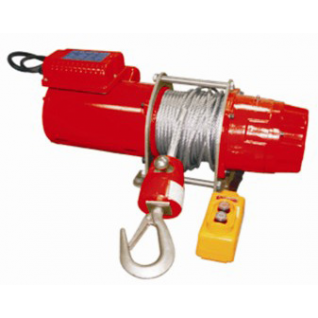 Электрическая лебедка Magnus-Profi KDJ- 300E1 г/п 300 кг (L=30 м) 380В