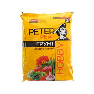 Грунт Peter Peat Универсальный линия Хобби 5 л