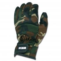 Made in Germany Перчатки для стрельбы Power Grip, рисунок камуфляжный