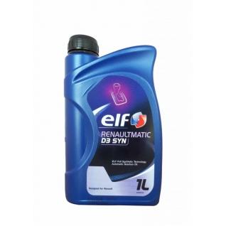 Трансмиссионное масло ELF Renaultmatic D3 SYN, 1л