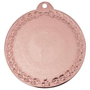 Медаль 3 место 50 мм бронза DC#MK281c-AB