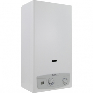 Газовый проточный водонагреватель Baxi SIG-2 14i Baxi