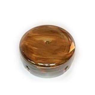 Распределительная Коробка керамическая D90 H35 Pale brown