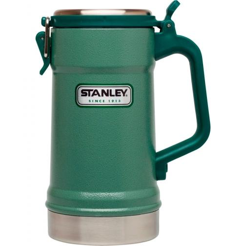 Пивная кружка STANLEY Classic 0,71L Зеленая 36994997 1