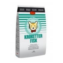 Корм сух.д/кошек Husse KROKETTER FISH 3кг