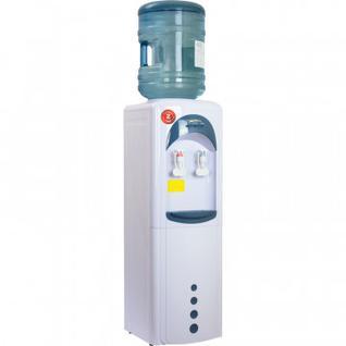 Кулер для воды раздатчик Aqua Work 16LW/HLN бело-синий