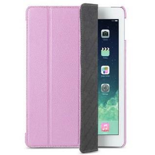 Кожаный чехол для iPad Air Melkco Premium Leather case - Slimme Cover Type (Pink LC) Gsmin