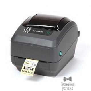 Zebra Technologies Zebra GK420t GK42-102520-000 Черный TT Printer, 203 dpi, Euro and UK cord, EPL, ZPLII, USB, Serial, Centronics Parallel