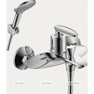 Смеситель Rossinka RS30-31 для ванны с душем