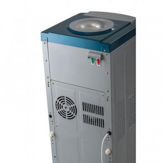 Кулер для воды AEL LD-AEL-28c marengo/silver напольный электронное охлажд