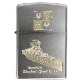 Zippo Зажигалка Zippo Graf Spee II
