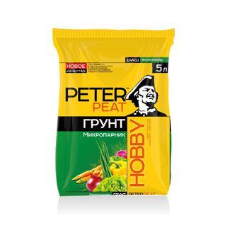 Грунт PETER PEAT Микропарник линия Хобби 5 л