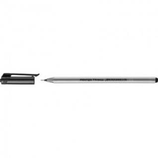 Ручка шариковая PENSAN TRIBALL -черная-1,0мм