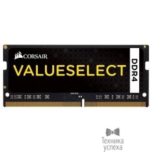 Corsair Corsair DDR4 SODIMM 4GB CMSO4GX4M1A2133C15 PC4-17000, 2133MHz, CL15 36985843