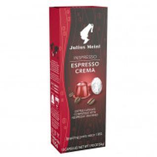 Кофе в капсулах Julius Meinl Espresso Crema, 10 кап