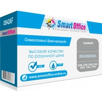Драм-картридж E260X22G для Lexmark E260, E360, E460, E462, X264, X363, X364, X463, X464, X466, совместимый (30000 стр.) 9111-01 Smart Graphics