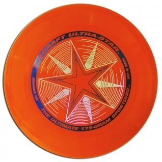 Летающий диск Ultra-Star, оранжевый Discraft