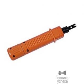 Gembird Gembird T-430 Инструмент Cablexpert, для разделки витой пары, с ножом, тип 110, регулировка ударного эффекта