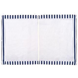 Стенка с москитной сеткой Green Glade 4140 синяя для садового тента (4140)