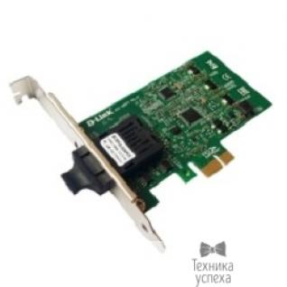 D-Link D-Link DFE-560FX/A1A Сетевой адаптер 100Base-FX с оптическим SC-разъемом для шины PCI Express