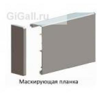 Планка маскировочная ProfiGlass алюминиевая