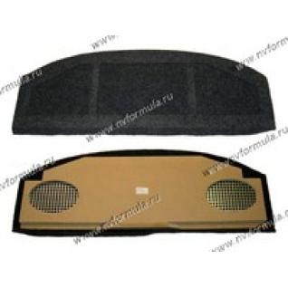 Полка акустическая 2110 под акустику 6х9 МДФ 16мм