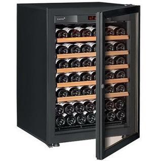 Винный шкаф EuroCave S-Pure-S (5 полок, стеклопакет, цвет черный)