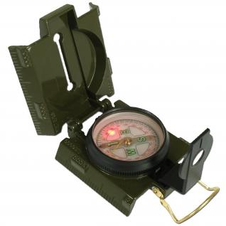 Mil-Tec Компас со светодиодной подстветкой