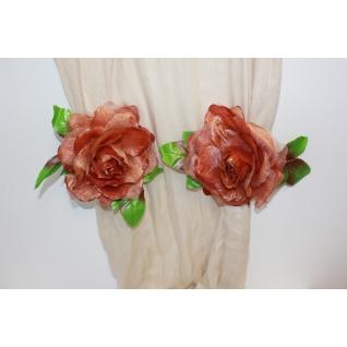 Заколка для штор Luxon Decor Роза ВН-04