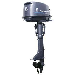 Лодочный мотор ALLFA CG T5 MARINE