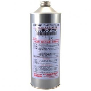 Жидкость для ГУР Toyota PSF EH 1л