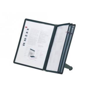 Демо-система DURABLE Sherpa Soho 554001 настольн.пластик 5 черн. панелей