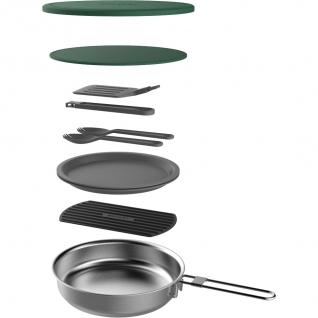 Набор Stanley: сковорода походная с аксессуарами Термосы Stanley