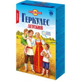 Русский продукт Геркулес Детский 350 гр. Овсяные хлопья