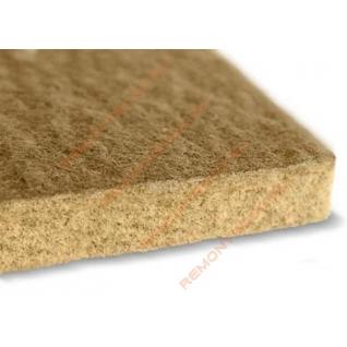ИЗОПЛАТ тепло-звукоизоляционная плита 2700х1200х18мм (3,24м2) / ISOPLAAT древесно-волокнистая тепло-звукоизоляционная плита 2700х1200х18мм (3,24м2)