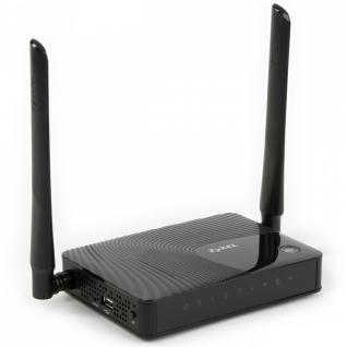 Маршрутизатор Zyxel Keenetic 4G III +точка доступа 802.11n 150Мбит/с, 1xUSB(3G/4G), Ethernet