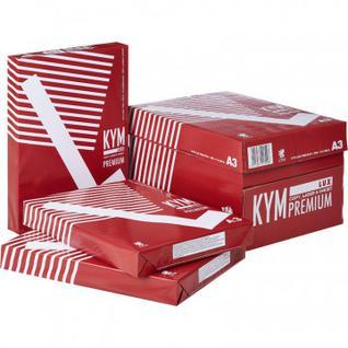 Бумага для ОфТех KYM LUX Premium (А3,80г,170%CIE) пачка 500л.