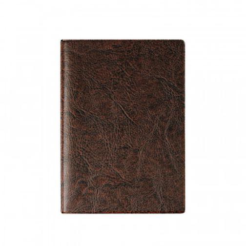 Обложка для паспорта корич. цвет, с файлами для автодокументов 2812.АП-204 40113449 1