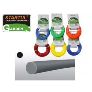 Леска ф2,7ммх15м круглое сечение STARTUL GARDEN (ST6053-27) STARTUL